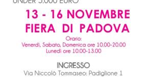Rachele Carol Odello ad Arte Padova 2015