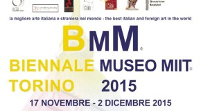 Daria Faggi – Biennale Museo Miit – Torino – 17/11 – 02/12