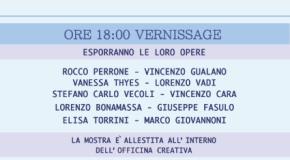 Stefano Carlo Vecoli espone a Firenze in occasione di Puzzle 2nd Anniversary – 28/11 – 31/12