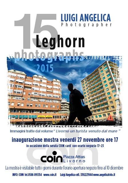 mostra fotografica coin Livorno  angelica click art