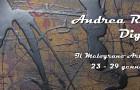 Andrea Renda – Digging –  Mostra personale alla galleria Il Melograno  – Livorno  – 23/01 – 29/01