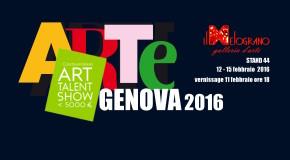 Il Melograno Art Gallery ad ArteGenova 2016 – 12/02 – 15/02