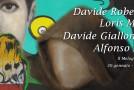 Giallombardo, Manasia,Ross – Il Melograno Art Gallery – 30/01-05/02