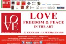 "Rachele Rachel Odello espone a Torino – ""Love Freedom & Peace in the Art"" – MIIT"