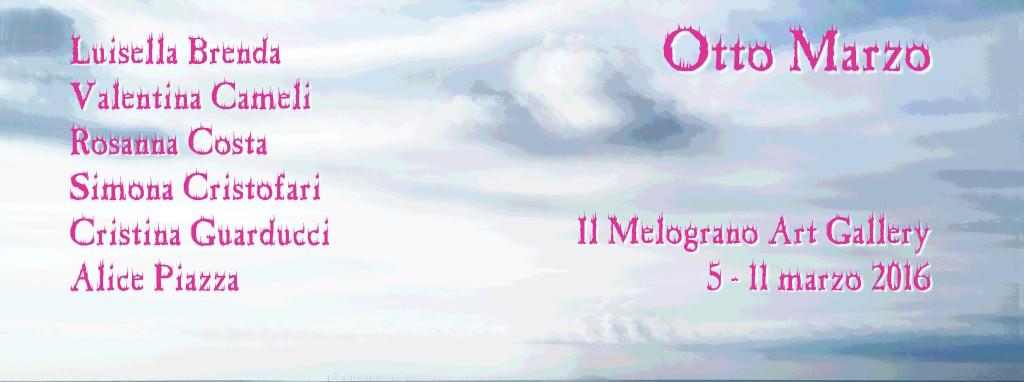 Otto Marzo 2016 Livorno Il Melograno Art Gallery