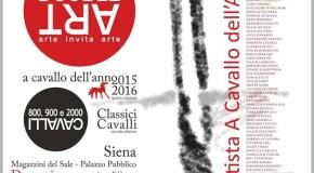 """""""Double  Art – Arte invita arte"""" – Finissage e Premiazione – Siena – 21/02"""