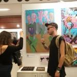 Art Shopping Paris 2016 Il Melograno art Gallery 27 28 29 maggio (13)