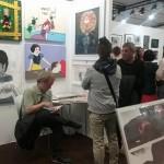 Art Shopping Paris 2016 Il Melograno art Gallery 27 28 29 maggio (18)