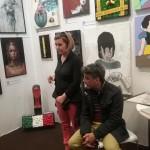 Art Shopping Paris 2016 Il Melograno art Gallery 27 28 29 maggio (19)