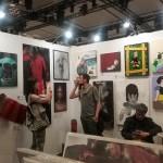 Art Shopping Paris 2016 Il Melograno art Gallery 27 28 29 maggio (20)
