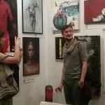 Art Shopping Paris 2016 Il Melograno art Gallery 27 28 29 maggio (21)
