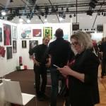 Art Shopping Paris 2016 Il Melograno art Gallery 27 28 29 maggio (25)