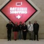 Art Shopping Paris 2016 Il Melograno art Gallery 27 28 29 maggio (77)