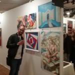 Art Shopping Paris 2016 Il Melograno art Gallery 27 28 29 maggio (9)