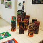 Chrissslong e Valerio Brunetti Il Melograno Art Gallery (16)