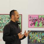 Chrissslong e Valerio Brunetti Il Melograno Art Gallery (36)