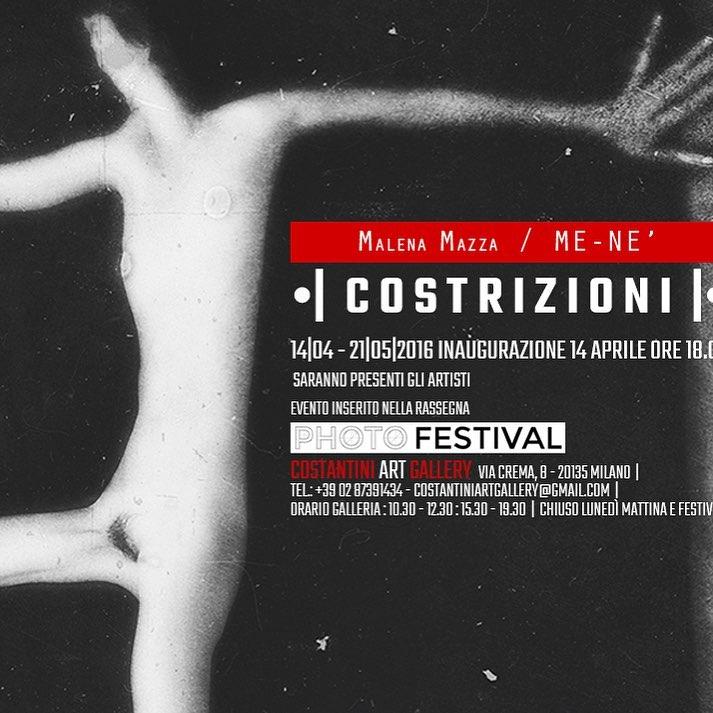 Me-ne Simone Meneghello mostra Milano Costantini Art Gallery