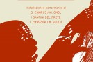 Dietrofront – Installazioni e performance  – Volterra – 14/05 – 05/06