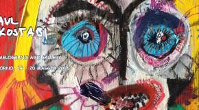 Paul Kostabi – Il Melograno Art Gallery – Livorno – 14/05 – 20/5