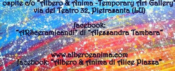 """""""Albero & Anima"""" – Alessandra Tambara – Pietrasanta – 28/06 – 10/07"""