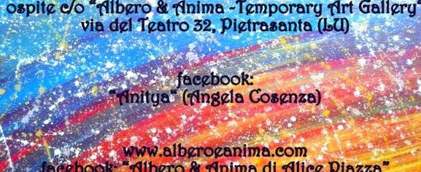 """Albero & Anima"" – Alice Piazza – Anitya – Pietrasanta – 22/06 – 26/06"