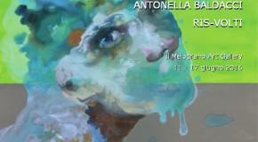 ANTONELLA BALDACCI – RIS-VOLTI – Il Melograno Art Gallery – Livorno – 11/06 – 17/06