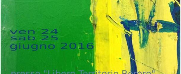 ARTI EVASIVE – Art Director Luca Bellandi – Livorno – 24 e 25 giugno