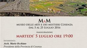 Francisco Garden al MAM – Cosenza – 05/07 – 25/07