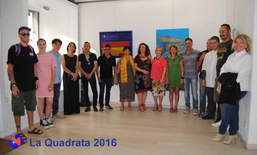 La Quadrata 2016 foto di gruppo