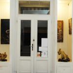 Luigi Piscopo e Alma Conte Il Melograno Art Gallery (1)