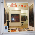 Luigi Piscopo e Alma Conte Il Melograno Art Gallery (11)