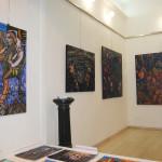 Luigi Piscopo e Alma Conte Il Melograno Art Gallery (13)