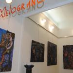 Luigi Piscopo e Alma Conte Il Melograno Art Gallery (14)