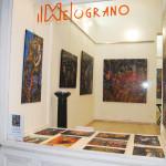 Luigi Piscopo e Alma Conte Il Melograno Art Gallery (15)