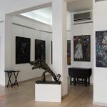 Luigi Piscopo e Alma Conte Il Melograno Art Gallery