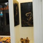 Luigi Piscopo e Alma Conte Il Melograno Art Gallery (2)