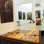 Luigi Piscopo e Alma Conte Il Melograno Art Gallery (22)
