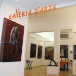 Luigi Piscopo e Alma Conte Il Melograno Art Gallery (23)