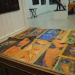 Luigi Piscopo e Alma Conte Il Melograno Art Gallery (24)
