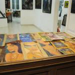 Luigi Piscopo e Alma Conte Il Melograno Art Gallery (25)