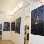 Luigi Piscopo e Alma Conte Il Melograno Art Gallery (26)
