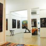 Luigi Piscopo e Alma Conte Il Melograno Art Gallery (27)