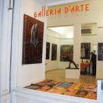 Luigi Piscopo e Alma Conte Il Melograno Art Gallery (28)