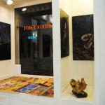 Luigi Piscopo e Alma Conte Il Melograno Art Gallery (3)