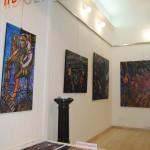 Luigi Piscopo e Alma Conte Il Melograno Art Gallery (30)