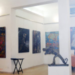 Luigi Piscopo e Alma Conte Il Melograno Art Gallery (36)