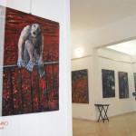Luigi Piscopo e Alma Conte Il Melograno Art Gallery (37)