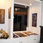Luigi Piscopo e Alma Conte Il Melograno Art Gallery (4)