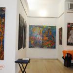 Luigi Piscopo e Alma Conte Il Melograno Art Gallery (40)