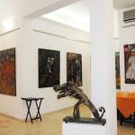 Luigi Piscopo e Alma Conte Il Melograno Art Gallery (43)